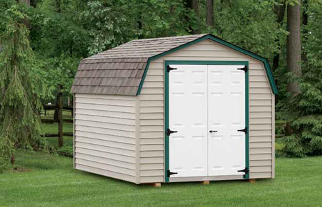 mini barn sheds USA