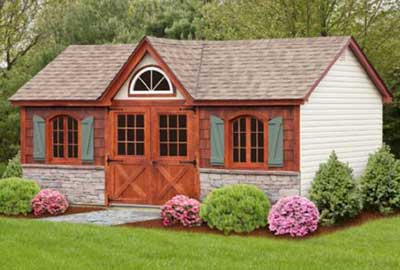 Custom A Frame Shed Lawnside, NJ