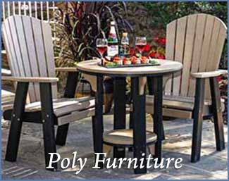 Poly Furniture for sale in East Berlin, NJ