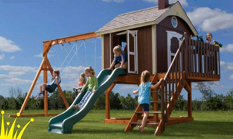 The Sailors Retreat Playset for kids