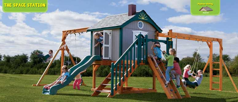 The Space Station Playsets in atlantic county nj
